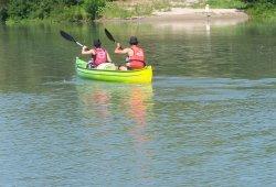 kayak vert